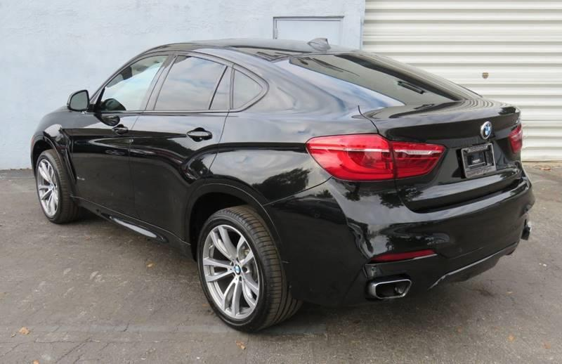 Pre-Owned 2016 BMW X6 xDrive35i AWD 4dr SUV