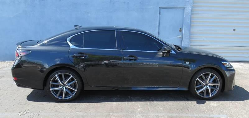 Pre-Owned 2018 Lexus GS 350 F SPORT 4dr Sedan