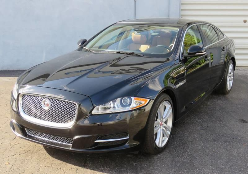 Pre-Owned 2015 Jaguar XJL Portfolio AWD 4dr Sedan