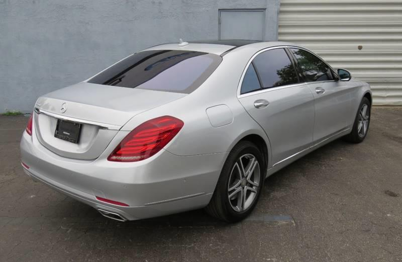 Pre-Owned 2016 Mercedes-Benz S-Class S 550 4dr Sedan