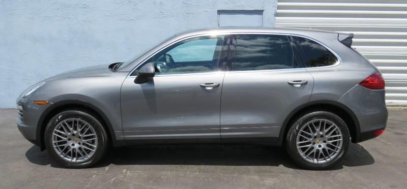 Pre-Owned 2014 Porsche Cayenne Base AWD 4dr SUV