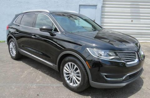 Pre-Owned 2016 Lincoln MKX Select 4dr SUV Front Wheel Drive SUV