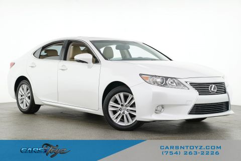 2014 Lexus ES 350 Front Wheel Drive Sedan 4 Dr.
