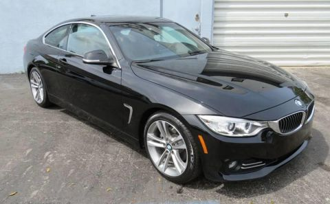 2016 BMW 4 Series 428i 2dr Coupe SULEV Rear Wheel Drive Coupe