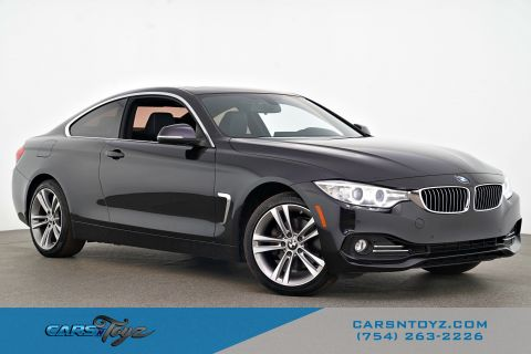 2016 BMW 4 Series 428i xDrive AWD