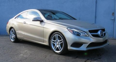 Pre-Owned 2015 Mercedes-Benz E-Class E 400 4MATIC® AWD 2dr Coupe